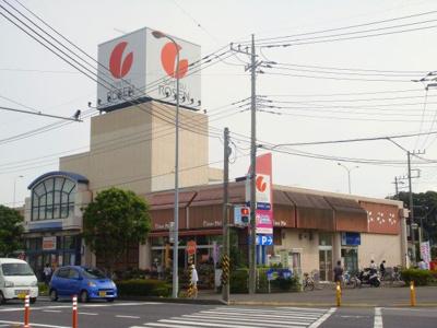 近隣にはスーパーがございます。パーシモン弐番館