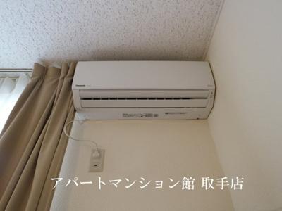 【設備】レオパレスラーク取手