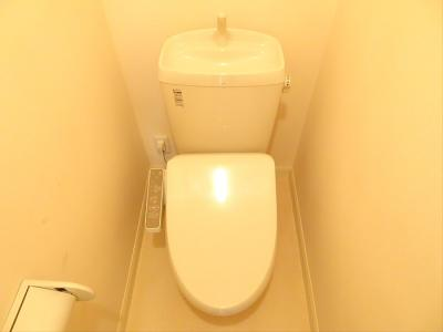 【トイレ】パークサイド浜田山