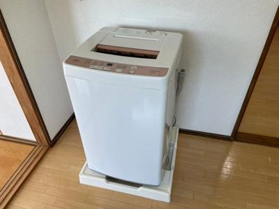 家電付き(冷蔵庫、洗濯機、電子レンジ)