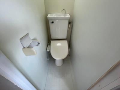 【トイレ】ガーデンハウス片淵