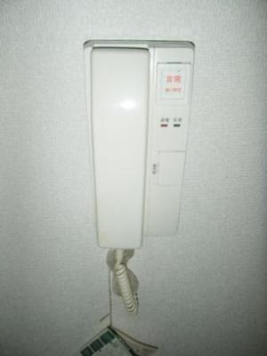 インターフォン☆