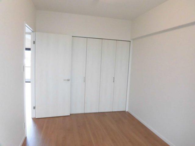 収納スペースも設けられているため、居住スペースは広くお使いいただけます