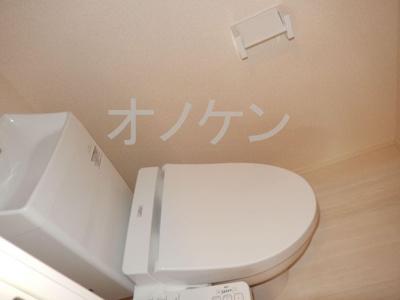 【トイレ】Felice Casa A棟