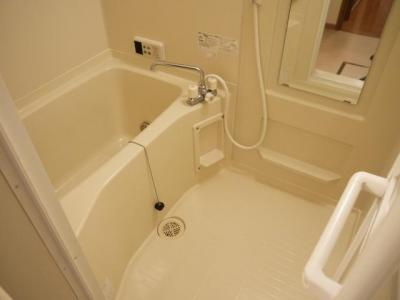 【浴室】ラフィーネA棟