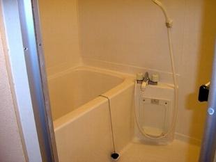 【浴室】メゾンドールⅢ