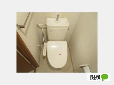 【トイレ】エステージ六義園