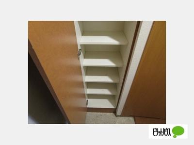 【玄関】エステージ六義園