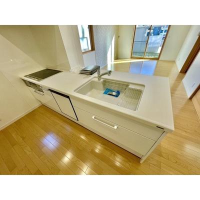 【キッチン】ルフト安曇野 C,D