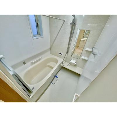 【浴室】ルフト安曇野 C,D