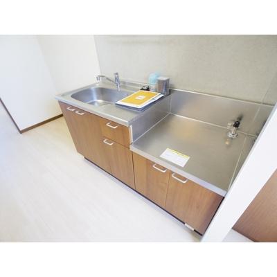 【キッチン】シャーメゾン杉山
