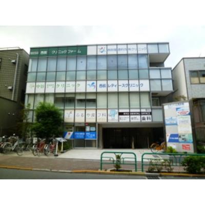 役所「杉並区役所西荻窪駅前事務所まで842m」