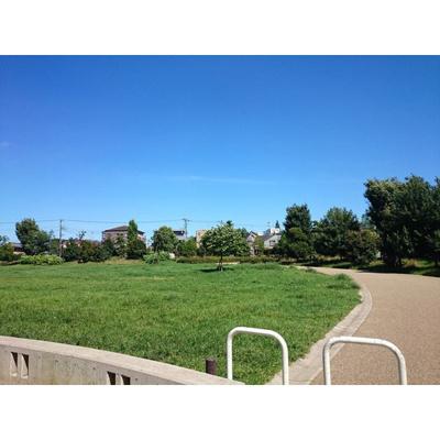 公園「杉並区立桃井原っぱ公園まで1218m」
