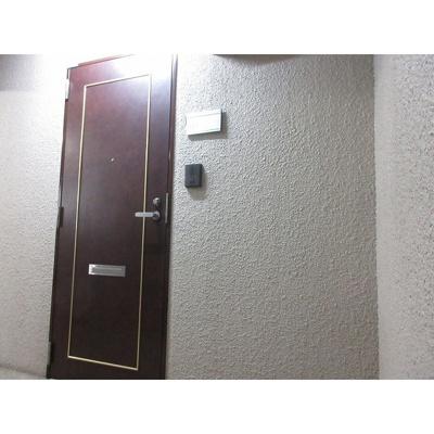 【玄関】クレール野沢