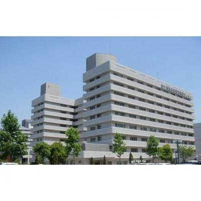 病院「東京医療センターまで634m」東京医療センター