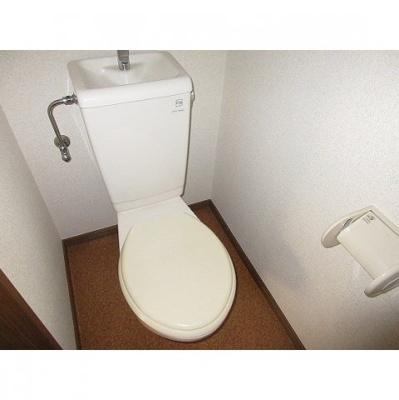 【トイレ】クレール野沢