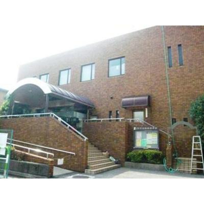 図書館「豊島区立上池袋図書館まで507m」豊島区立池袋図書館