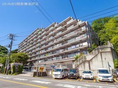 【外観】藤和シティコープ松戸II