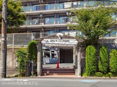 【エントランス】藤和シティコープ松戸II