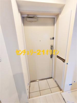 【玄関】ピアコートTM富士見台弐番館(フジミダイニバンカン)
