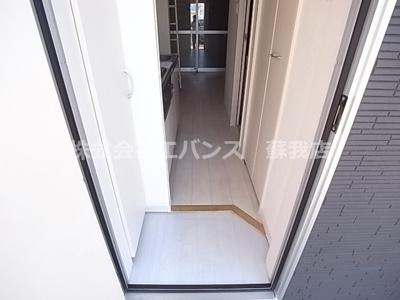 【玄関】グランクレール
