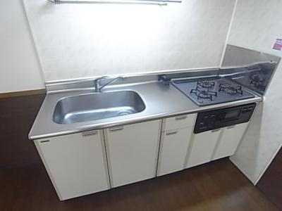 【キッチン】グランメール葛城