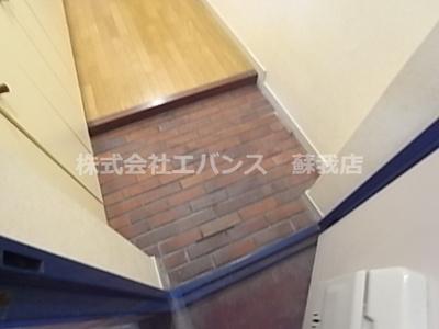 【玄関】イズミビル