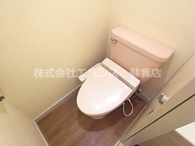 【トイレ】イズミビル