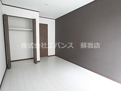 【寝室】コモド浜野