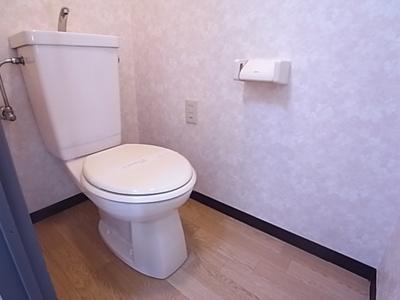 【トイレ】エール向陽