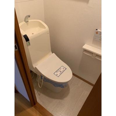【トイレ】エンニスモアガーデン