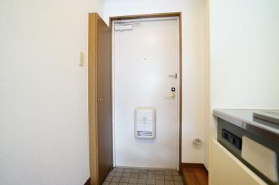 【玄関】キャッスルDAIMON
