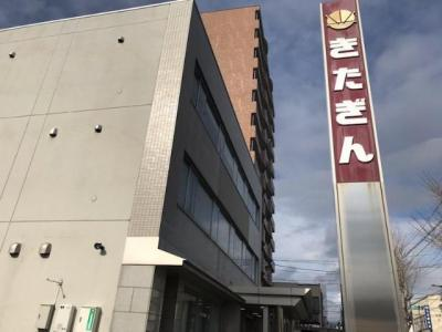 北日本銀行南大通支店まで204m