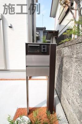 【外観:施工例】平塚市中堂 新築戸建て 全2棟 【仲介手数料無料】