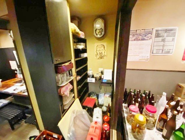 【内装】宮本町2丁目居酒屋居抜き売住宅付店舗