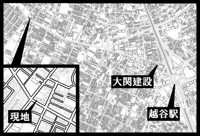 【地図】宮本町2丁目居酒屋居抜き売住宅付店舗