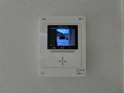 B棟201号室の写真(イメージ反転あり)