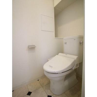【トイレ】プレール・ドゥーク中目黒