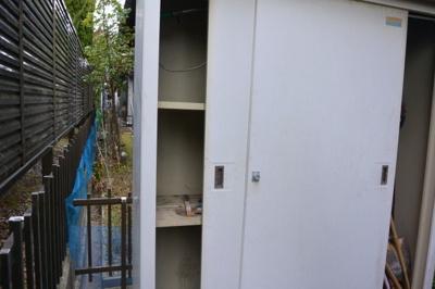 【収納】狭間が丘4丁目 戸建