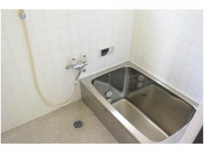【浴室】狭間が丘4丁目 戸建