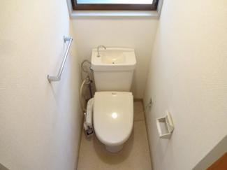 【トイレ】狭間が丘4丁目 戸建