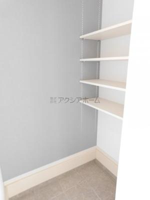 【設備】東村山市萩山町2丁目・全1棟 新築一戸建 ~南向き4LDK~