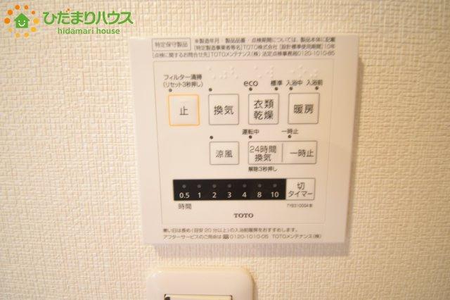 浴室乾燥機は湿気を排しカビ防止に大活躍。冬季のヒートショック緩和にも!