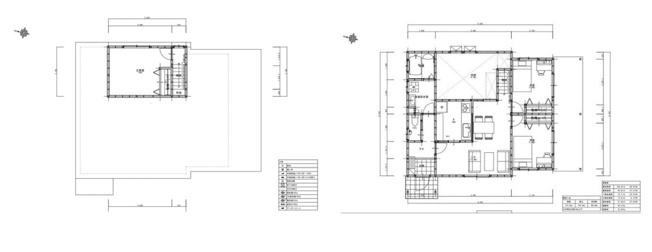 1号棟 3LDK ロフト付き平屋住宅です。オール電化なので使い方次第で光熱費節約になりますよ。