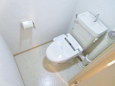 【トイレ】クレストコートあかしあ