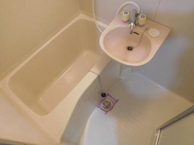 【浴室】ドミシール南阿佐谷