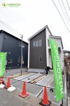 上尾市井戸木 3期 新築一戸建て グラファーレ 01の画像