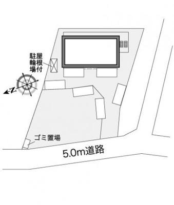 【その他】レオパレスファンタジア
