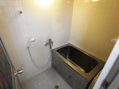【浴室】楠マンションA