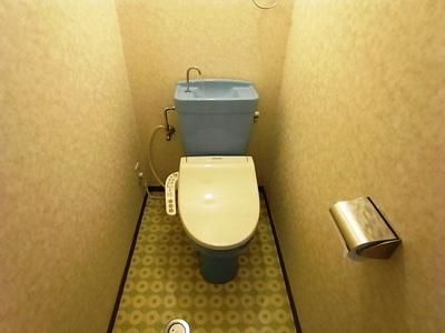 【トイレ】楠マンションA